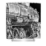 Heavy Metal 1519 - Photopower 1469 Shower Curtain