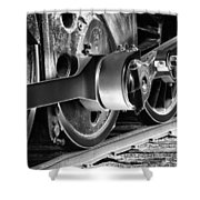 Heavy Metal 1519 - Photopower 1475 Shower Curtain