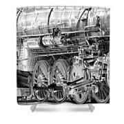 Heavy Metal 1519 - Photopower 1476 Shower Curtain