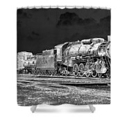 Heavy Metal 1519 - Photopower 1477 Shower Curtain