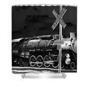 Heavy Metal 1519 - Photopower 1479 Shower Curtain