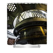 Heceta Head Lighthouse Interior 3 Shower Curtain
