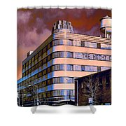 Hecht Warehouse Shower Curtain