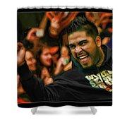 Hector Sanchez World Series 2012 Shower Curtain