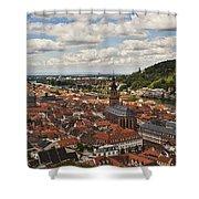 Heidelberg Shower Curtain