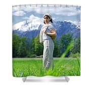 Heidi Shower Curtain