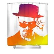 Heisenberg -13 Shower Curtain