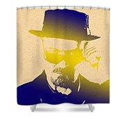 Heisenberg - 4 Shower Curtain