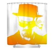 Heisenberg - 5 Shower Curtain