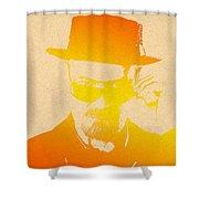 Heisenberg - 6 Shower Curtain