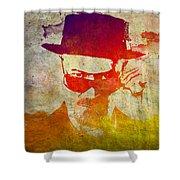 Heisenberg - 9 Shower Curtain