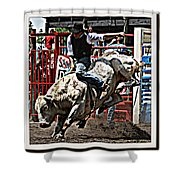 Hellicopter Ride Shower Curtain