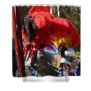 Helm Shower Curtain