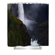 Helmcken Falls 3 Shower Curtain
