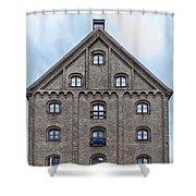 Helsingborg Gamla Stan Shower Curtain