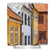 Helsingor Town Centre Shower Curtain