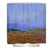 Henderson Farm Shower Curtain