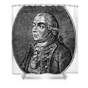 Henry Clinton (1738-1795) Shower Curtain
