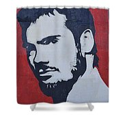 Henry Rollins Shower Curtain