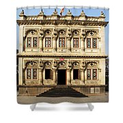 Heritage Building Shower Curtain