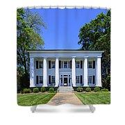 Heritage Hall In Madison Georgia Shower Curtain