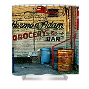 Herman Had It All Shower Curtain