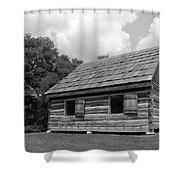 Hermitage Farmhouse 1 Shower Curtain