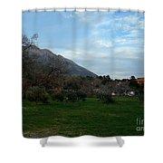 Hermosa Vista  Shower Curtain
