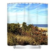 Herring Point Shower Curtain