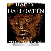 Hh Wolfman Classic Style Shower Curtain