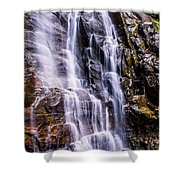 Hickory Nut Falls Shower Curtain
