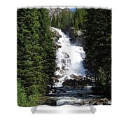 Hidden Falls Shower Curtain