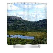 Hidden Fishing Bonanza Shower Curtain
