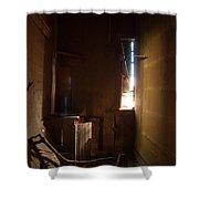 Hidden In Shadow Shower Curtain