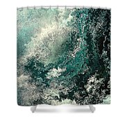 Hideaway By Rafi Talby Shower Curtain