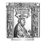Hieronymous Bock (c1489-1554) Shower Curtain