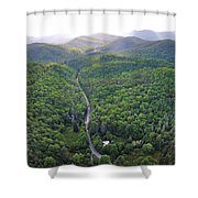 High Country 2 In Wnc Shower Curtain