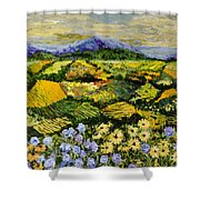 High Journey Shower Curtain