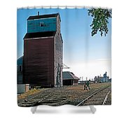 High River Shower Curtain