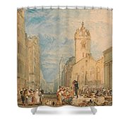 High Street - Edinburgh Shower Curtain
