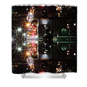 High Street Reflection Shower Curtain