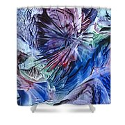 Higher Soul Shower Curtain