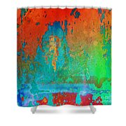 Higher Vibe Shower Curtain