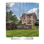 Highland Farm - Ambler Pa Shower Curtain