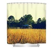 Highland Hammock Shower Curtain
