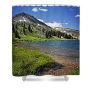 Highland Lakes Shower Curtain