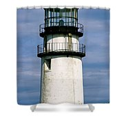 Highland Light Sentinel To The Sea   Shower Curtain