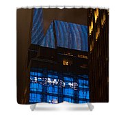 Highrise Color Shower Curtain
