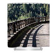 Highway To Nowhere Shower Curtain