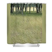 Hill Country Calm Shower Curtain
